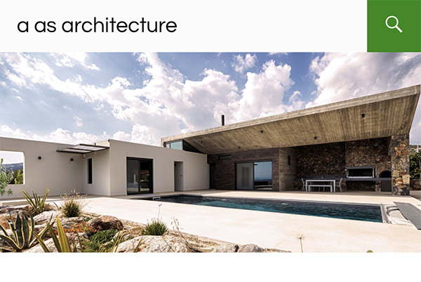 AASARCHITECTURE.COM – MONOLITHIC RESIDENCE