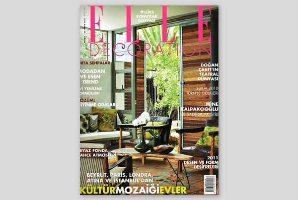 ELLE DECORATION TURKIYE – LOFT