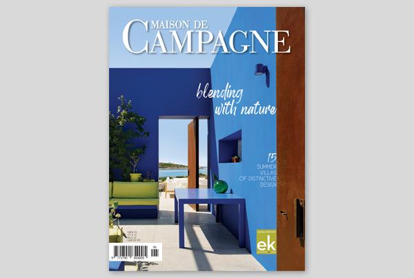 MAISON DE CAMPAGNE – SUMMER STORY