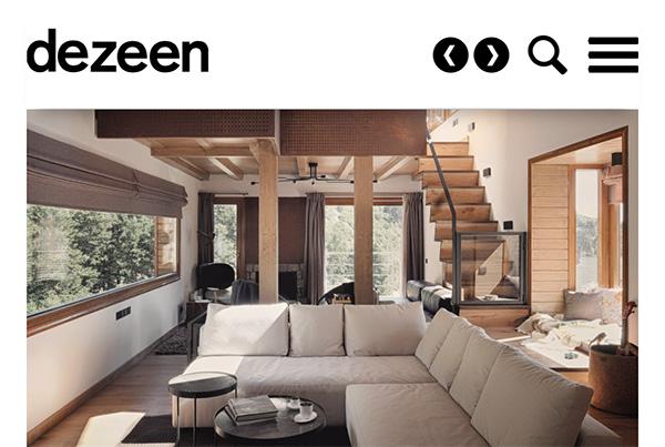 DEZEEN.COM – INTERVENTIONS