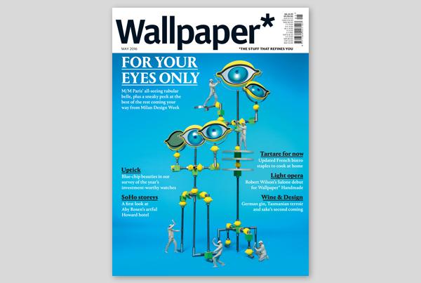 WALLPAPER* – MONOLITHIC RESIDENCE